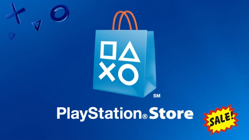 Playstation store PS sale