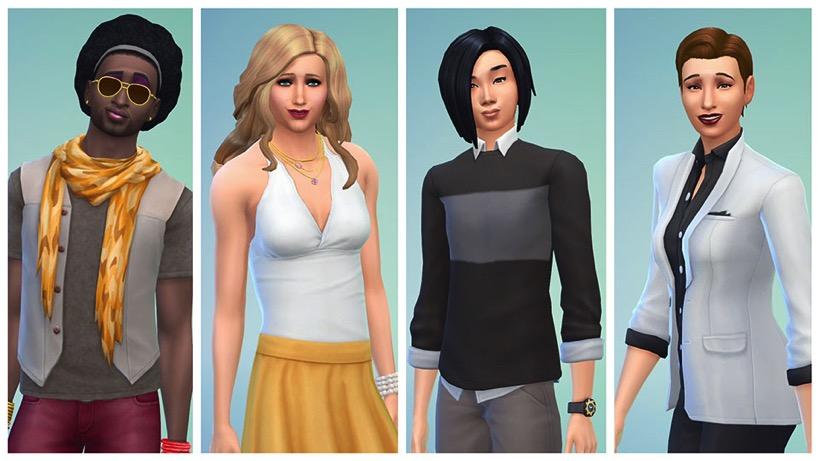 Sims 4 gender fluid
