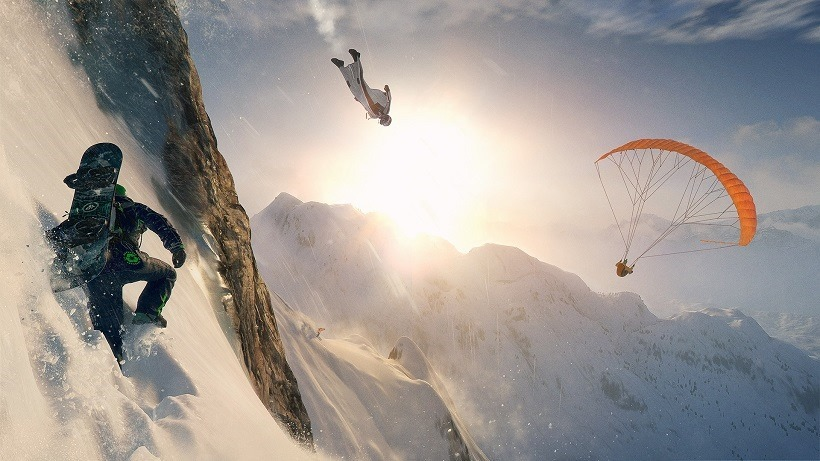 Steep E3 2016 Preview 2