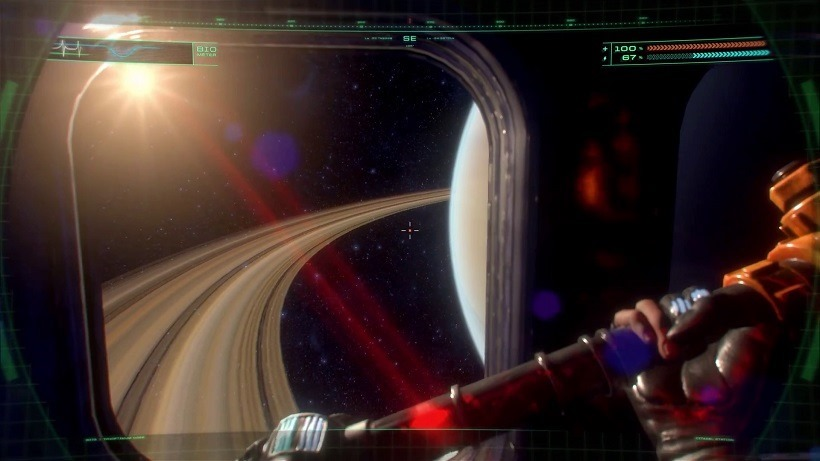 System Shock reboot looks sublime in action