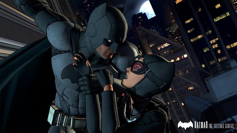 Telltale Batman (2)