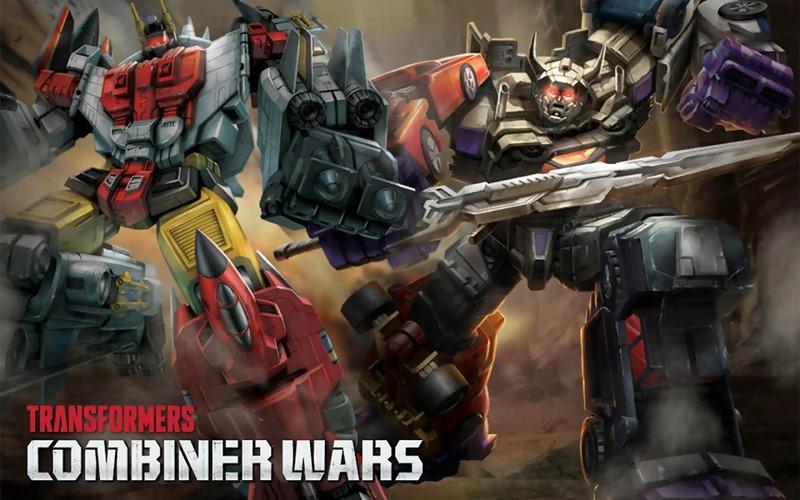 Transformer Combiner Wars (7)
