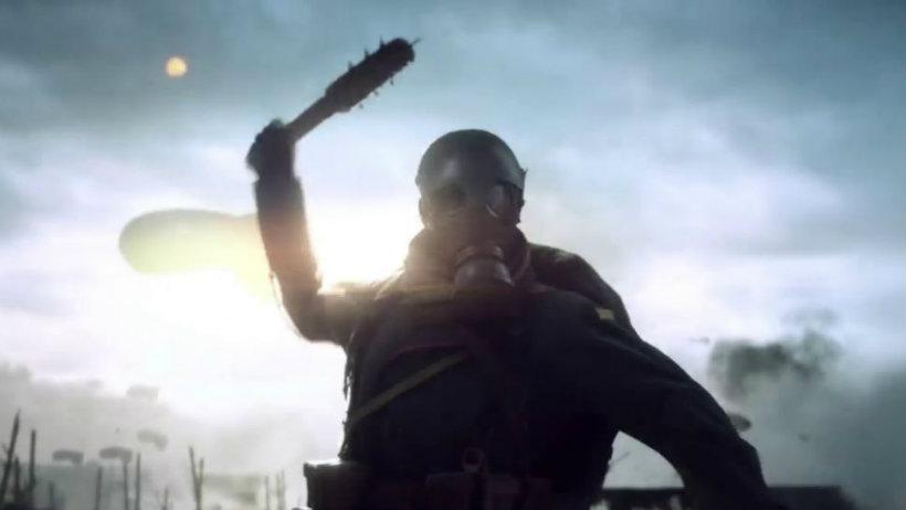 Battlefield 1 melee