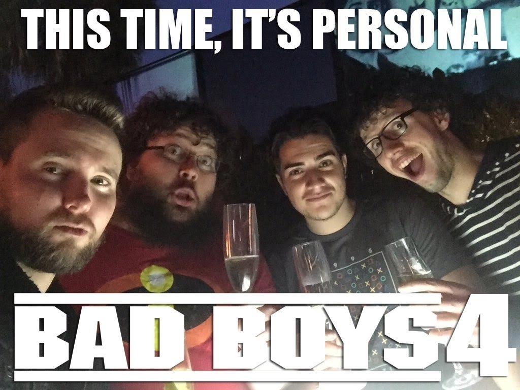e3 2016 bad boys
