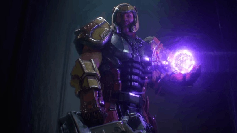 Quake Champions is more hero, less arena shooter