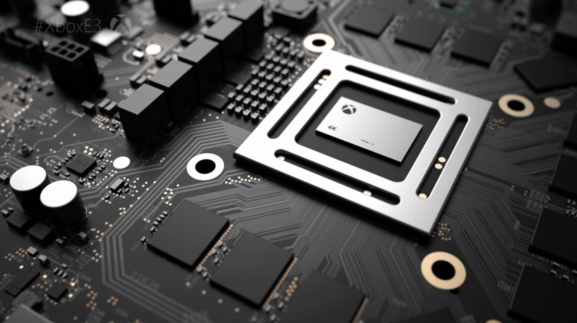 Xbox Scorpio is already helping developers future proof it