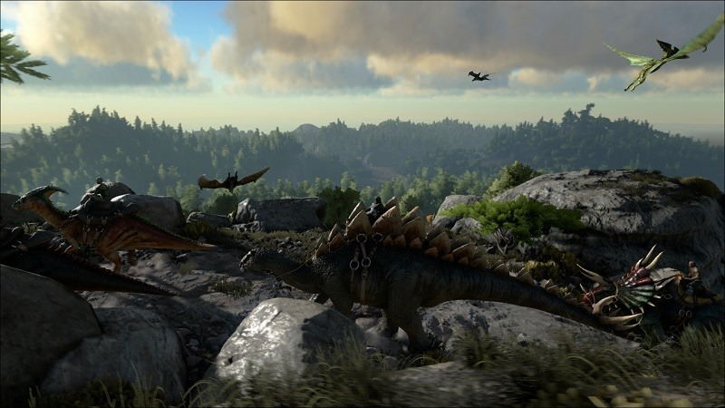 ARK Scorched Earth header