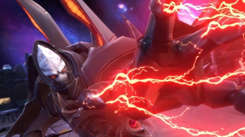 Alarak StarCraft II Commander header