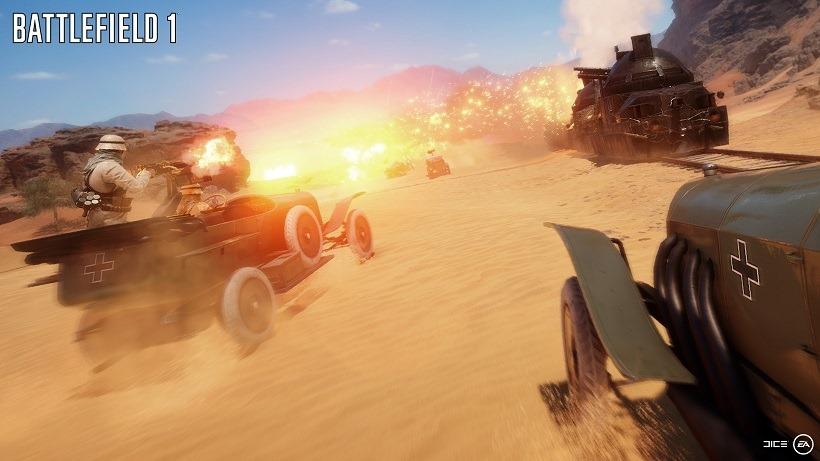 Battlefield 1 needs Xbox Gold, not PS Plus 2