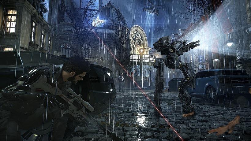Deus Ex Mankind Divided DirectX 12 support delayed