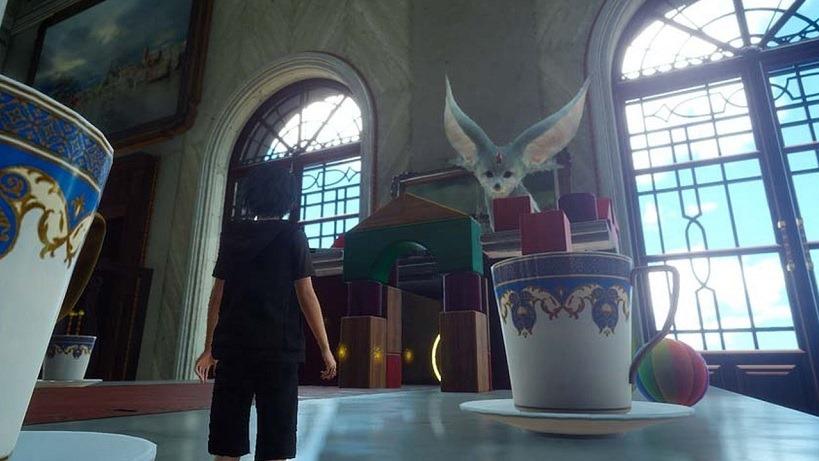Final Fantasy XV delayed 2