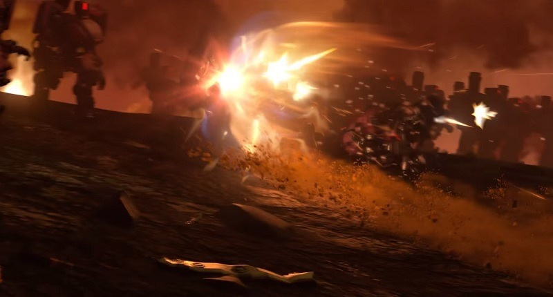 Fire Strike Overwatch