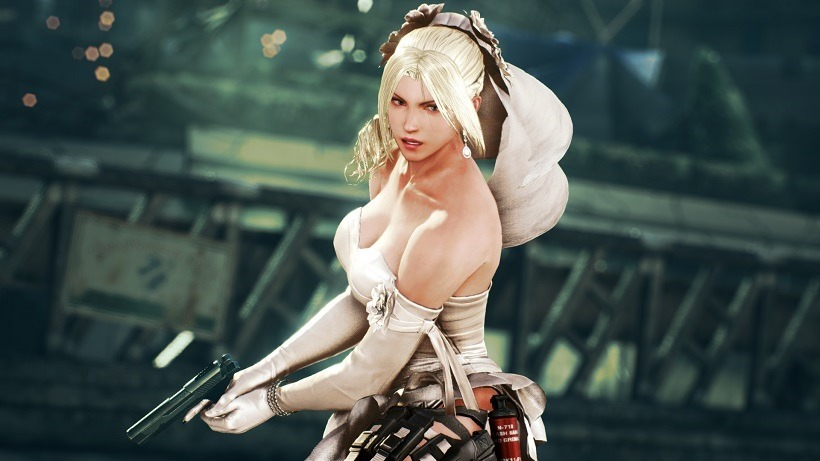 Harada adresses Tekken 7 swimsuit debacle 3