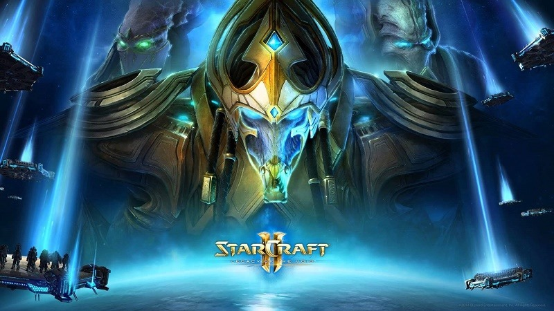 StarCraft II Legacy of the Void multiplayer pic