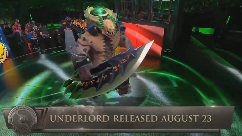 Underlord Dota 2 reveal