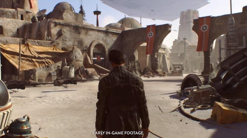 Amy Hennig talks Visceral's Star Wars game