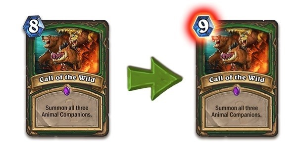 Call of the Wild Hearthstone
