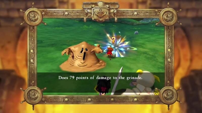 Dragon Quest VII (7)