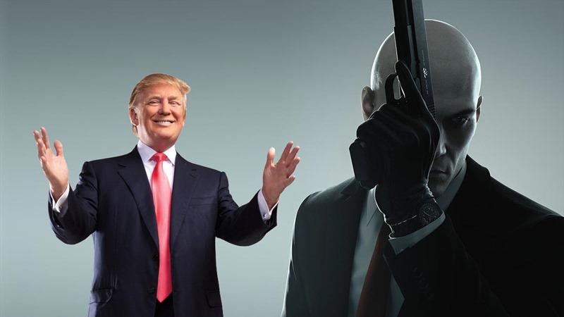 Hitman-Trump