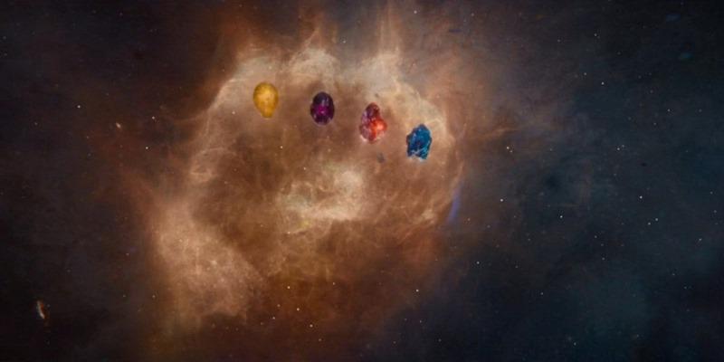 Infinity stones (2)