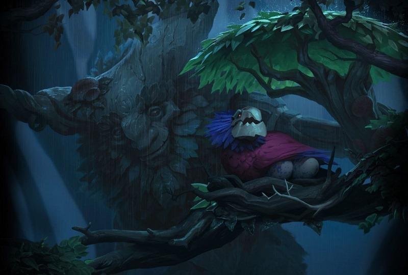 Ivern League of Legends champion image