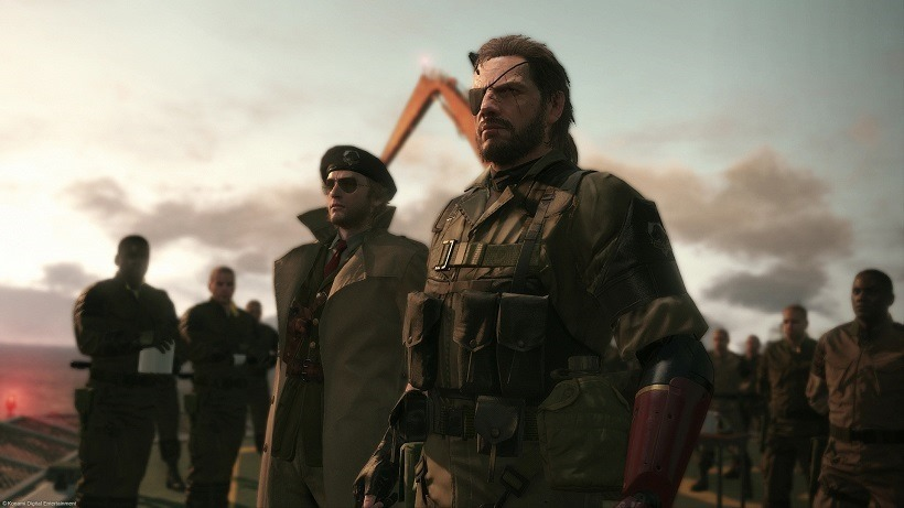 Metal Gear Solid V is never being properly finished 2