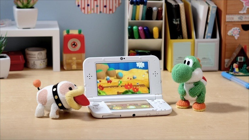 Nintendo Direct Yoshi's Wooly World 3DS