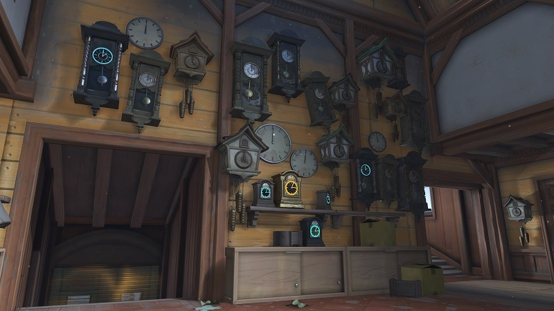 Overwatch Patch Notes – September 1, 2016