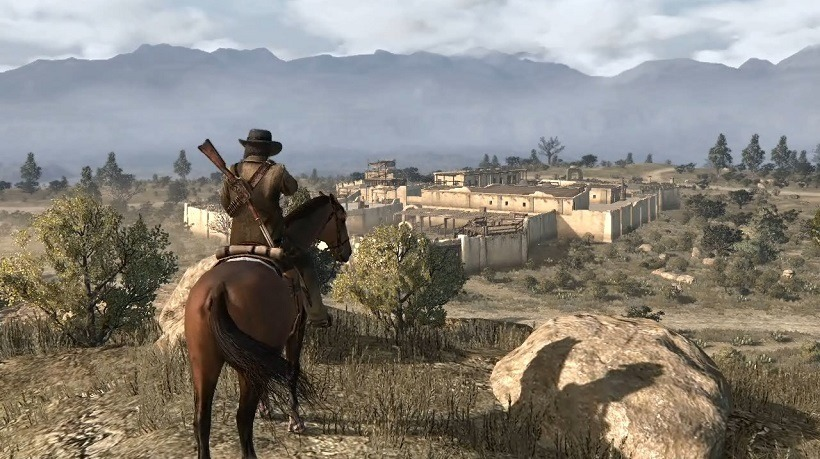 Red Dead Redemption remaster sounds fishy