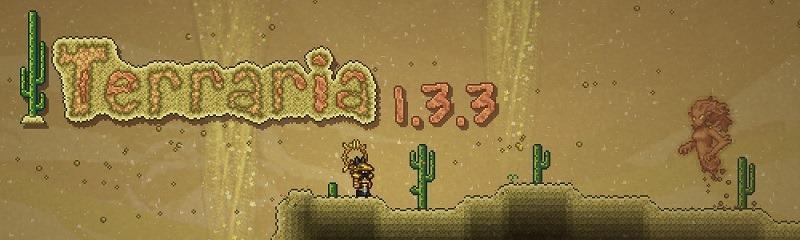 Terraria 1.3.3 header
