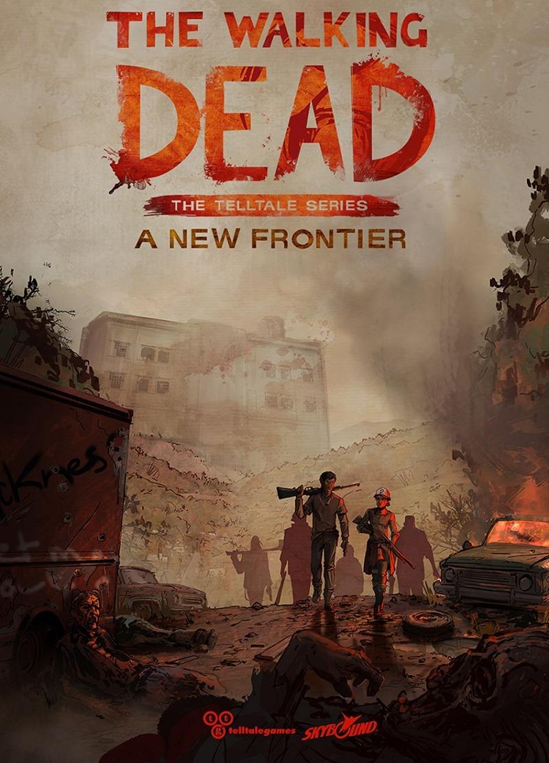 The Walking Dead Season 3 header