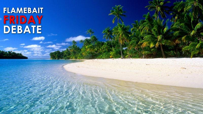 Desert island ffd
