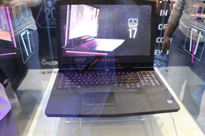 Alienware Interview at rAge 2016: Eye-Tracking, Government
