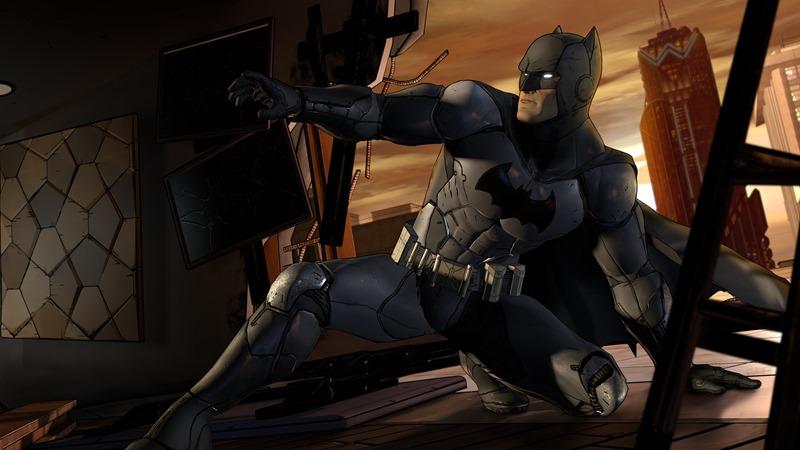 Batman Telltale (1)