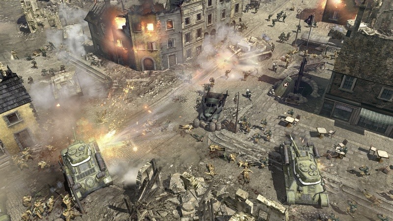 Company of Heroes Humble Bundle Header