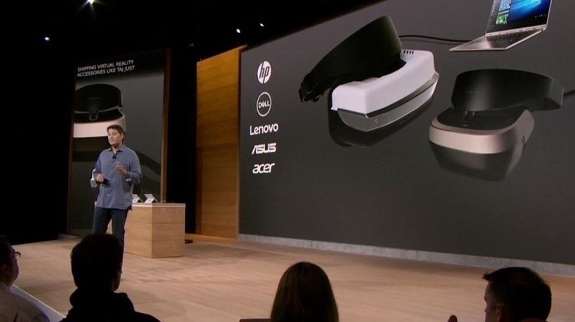 Microsoft announces VR solutions 2