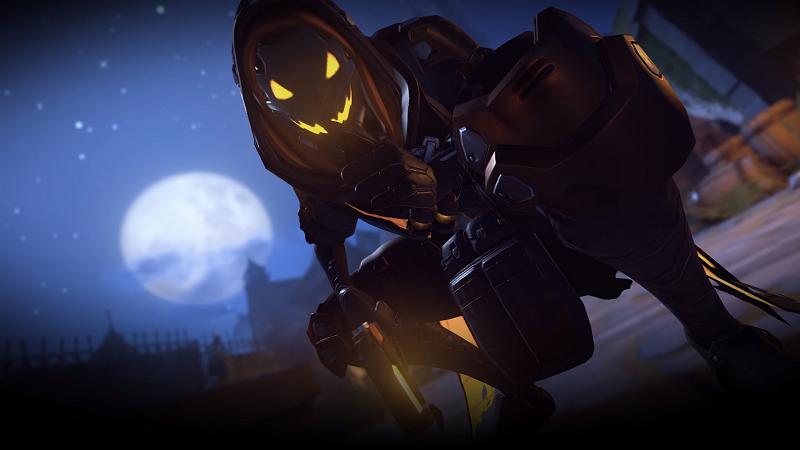 Overwatch Halloween header