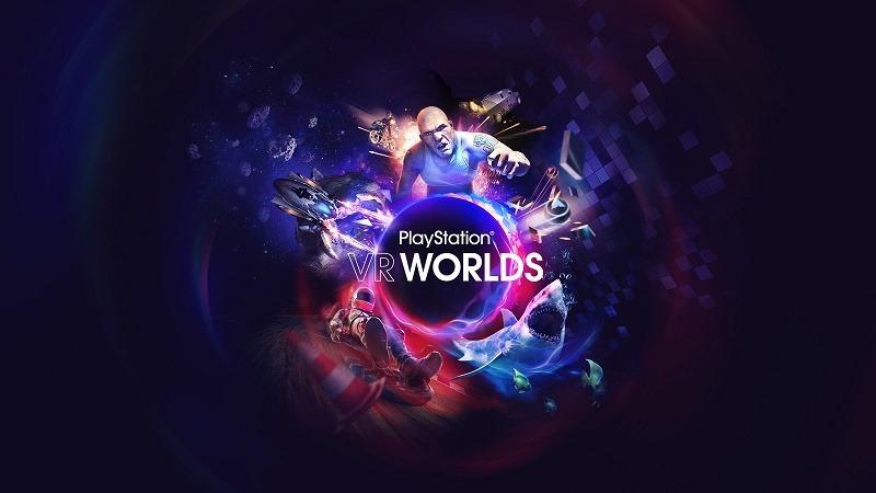 PSVR Worlds