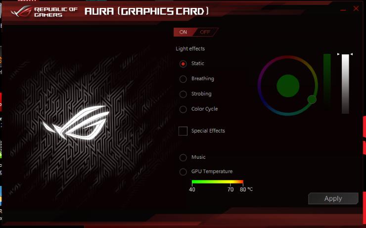 Software Aura GPU