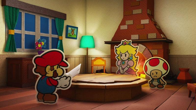 Super Mario Color Splash 1