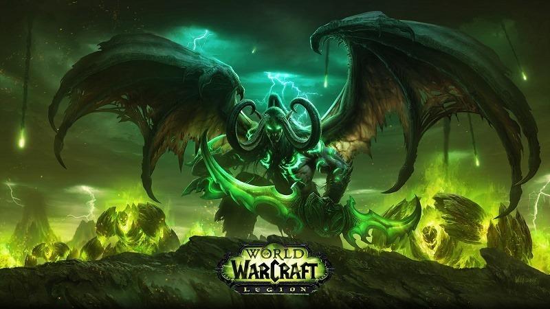 Tom Chilton World of Warcraft