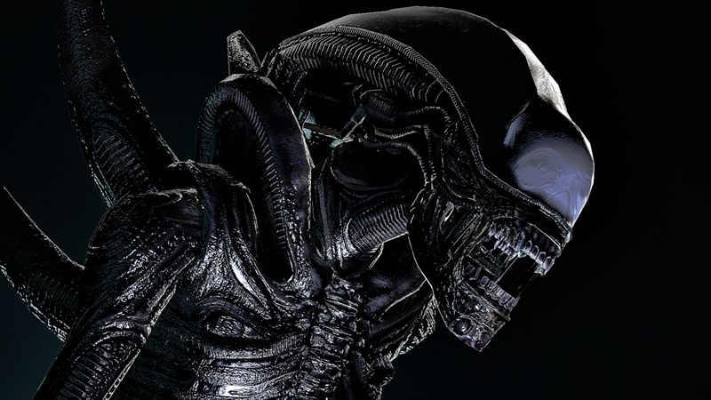 Alien: Covenant has a new type of Xenomorph - Critical Hit