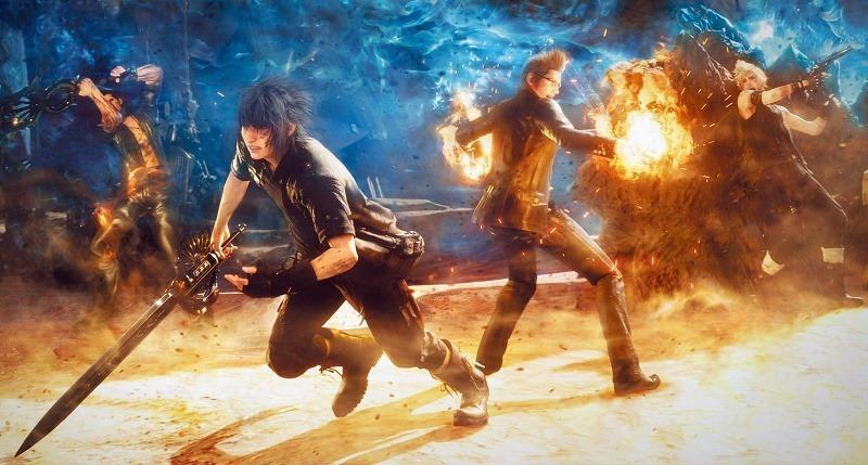Final Fantasy XV pic
