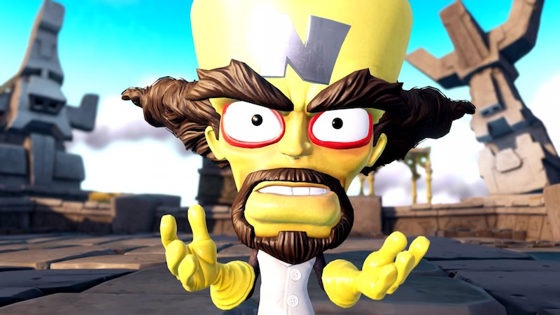 Imaginators Dr Neo Cortex