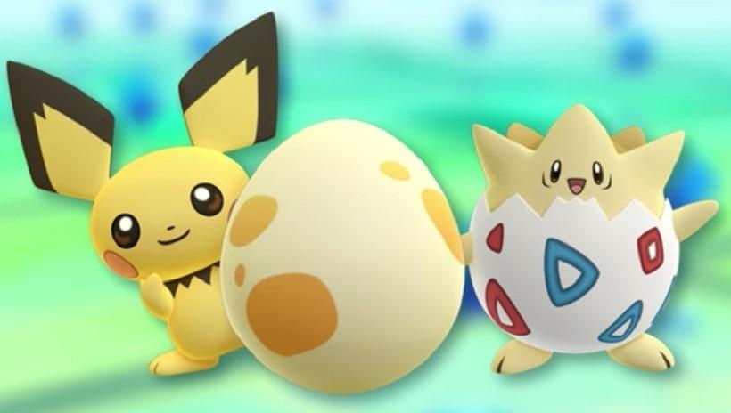 Generation 2 Pokemon invade Pokemon GO
