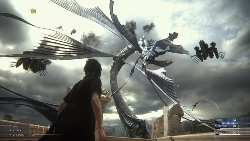 Final Fantasy XV – Astral Summons guide - Critical Hit