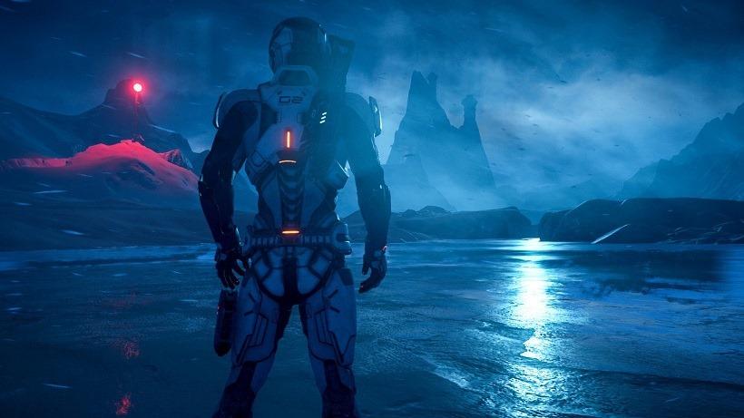 Mass Effect Andromeda gaemplay 2