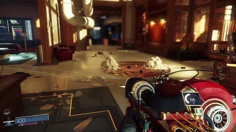 Prey gameplay the game awards 2