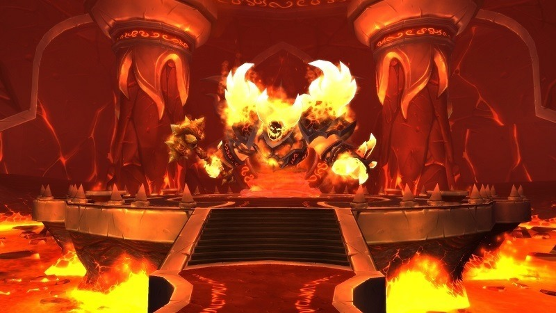 Ragnaros Heroes of the Storm