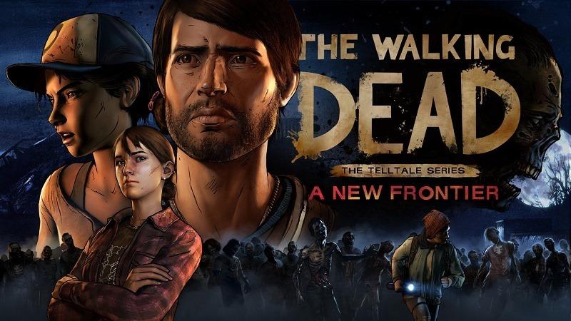 The Walking Dead Season 3 a new frontier